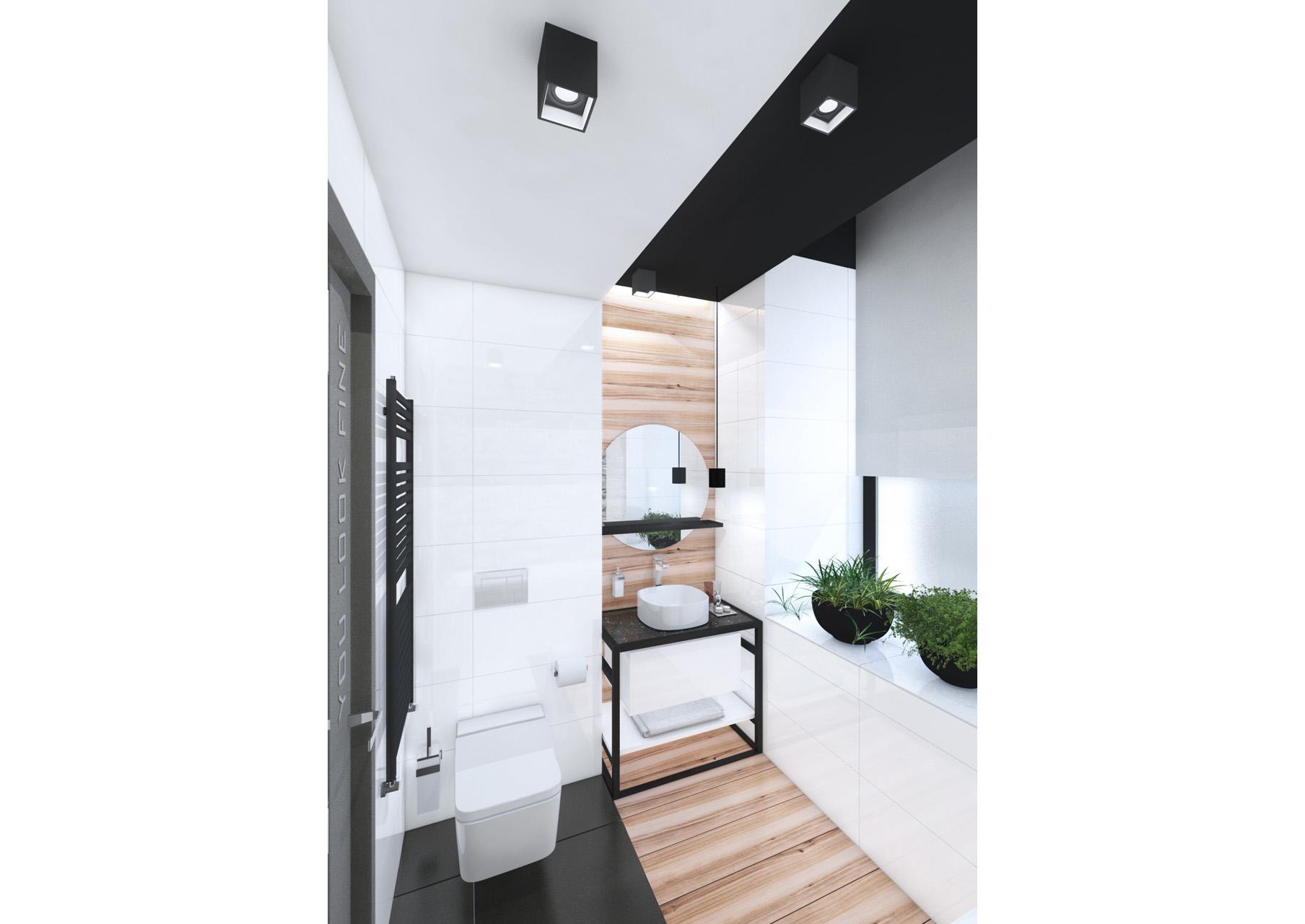 SMART szoba - fürdőszoba