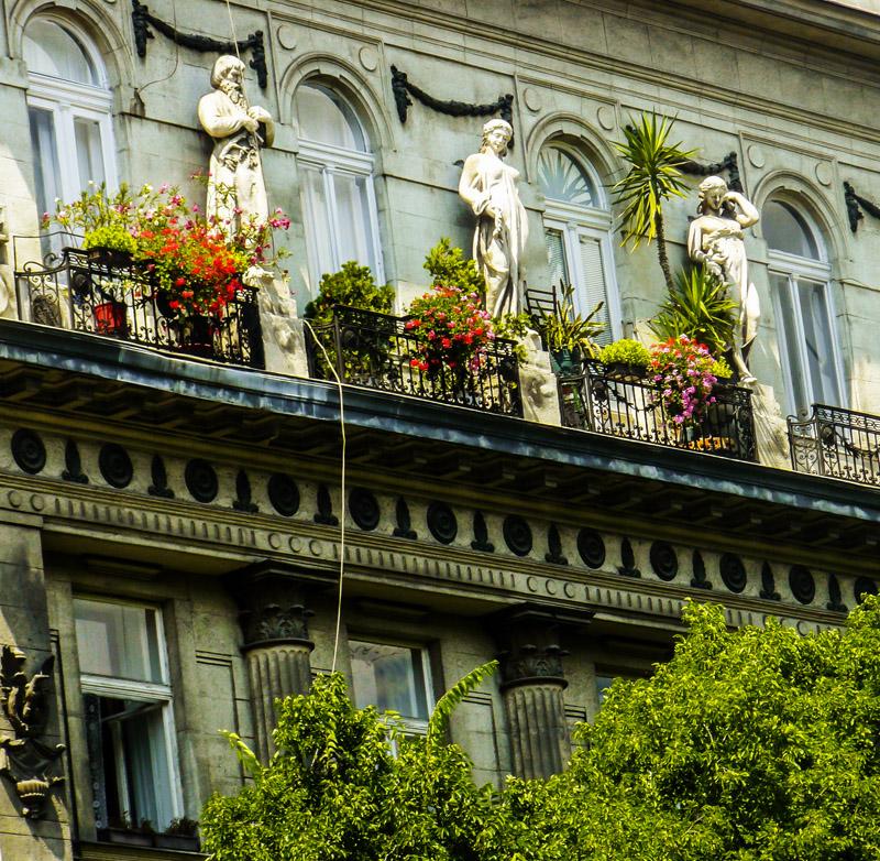 UP Hotel Budapest - neighbourhood