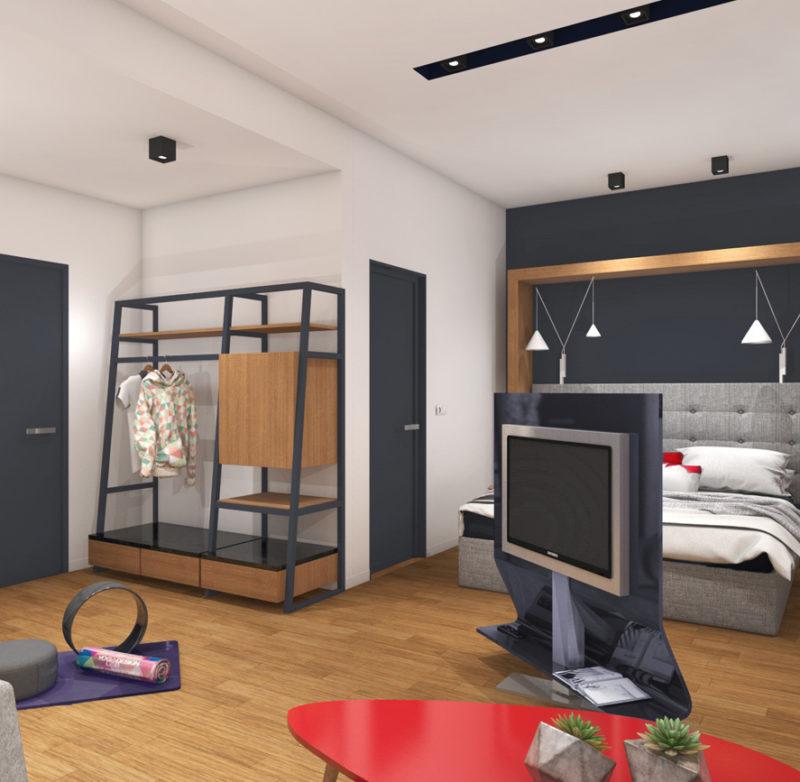 Up Hotel Budapest - Up Studio Double