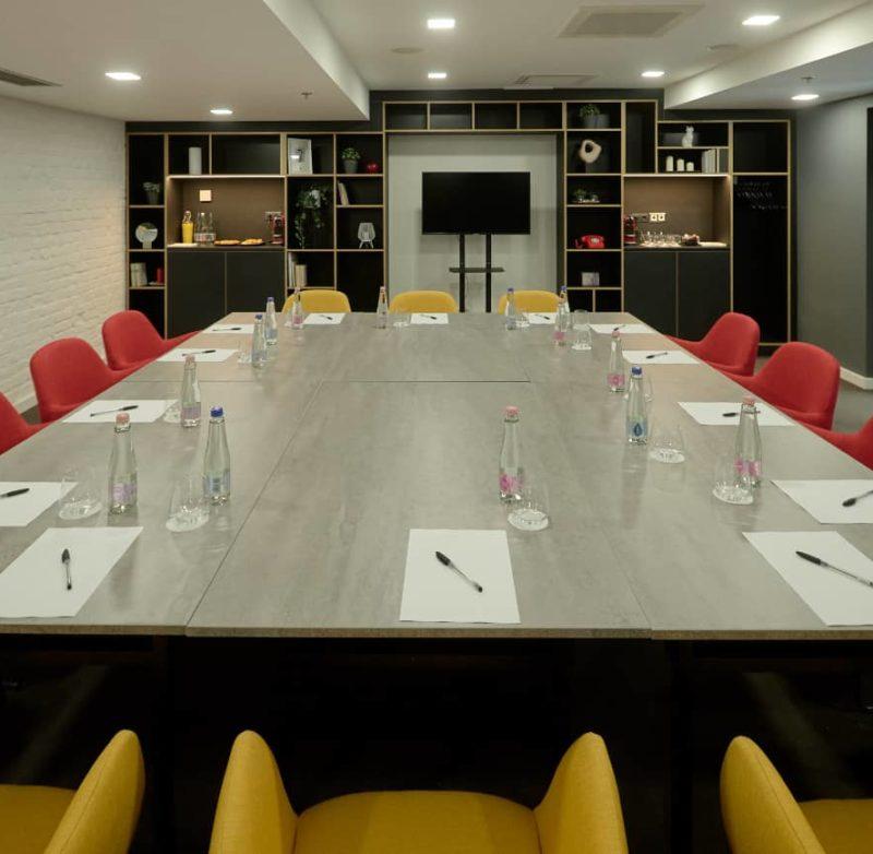 Clarke meeting room