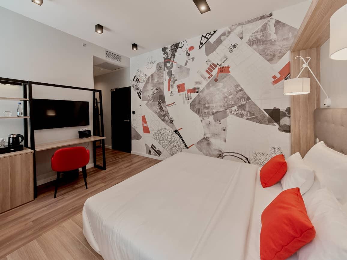 Smart double - Up Hotel Budapest