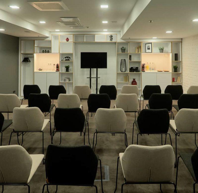 Turing meeting room
