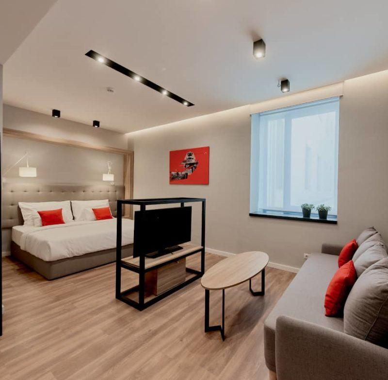 Up Studio bed